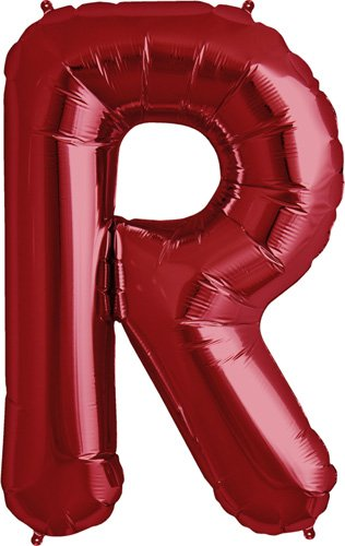 Letter Helium Foil Balloon inch product image