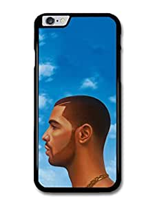 Drake Head Illustration Blue Sky Clouds case for iPhone 6 Plus by runtopwell