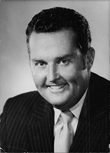 Vintage photo of Portrait of Kevin O†Sullivan.
