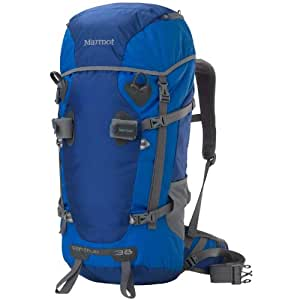 Marmot Centaur 38 Pack Surf / Blue Ocean Large