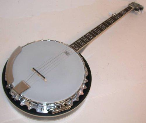 Electric Banjo (Oscar Schmidt OB5E - Electric 5-String Banjo, w/ PICKUP, 30 Bracket, Geared 5th)