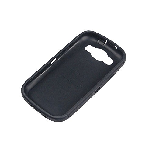 WOVTEÂ Replacement Silicone Skin Fits Samsung Galaxy S 3 S III Otterbox Defender by Get It Home (Case Otter S3 Box)