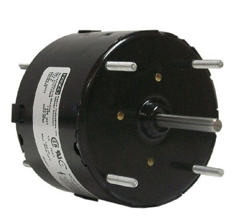 Purpose Motor Fasco General (Fasco D402 3.3-Inch General Purpose Motor, 1/60 HP, 115 Volts, 3000 RPM, 1 Speed.75 Amps, Totally Enclosed, CWSE Rotation, Sleeve Bearing)