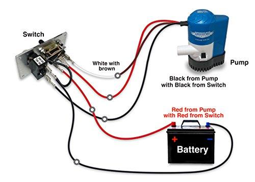 Sline Marine Bilge Pump Switch Wiring Diagram - Somurich.com on