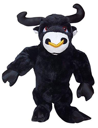 Cuddly Soft 16 inch Stuffed Bull....We stuff 'em...you love 'em!