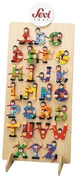 81736 - Sevi - Buchstaben Clown (144er Set))