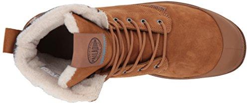 Palladium Pampa WPS Mahagoni Unisex Sport Cuff Desert Schokolade Erwachsene Boots ga6wHpgq