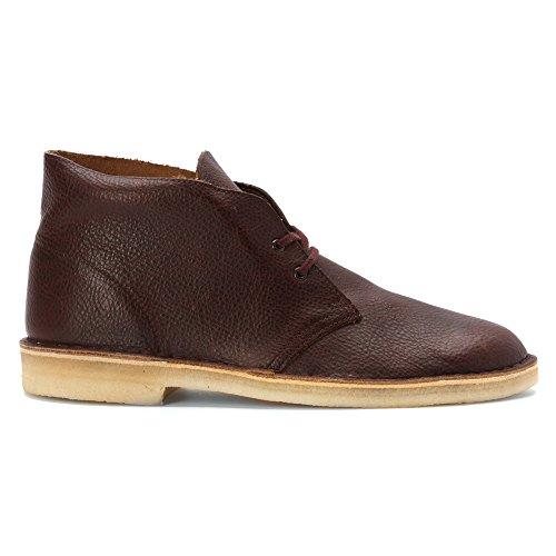 Clarks - Botas para hombre marrón marrón Rust Leather