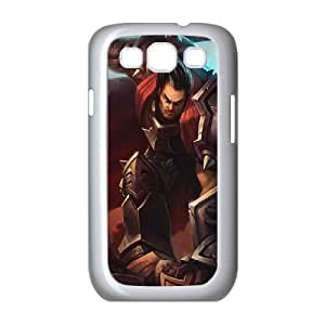 Samsung Galaxy S3 9300 Cell Phone Case White League of Legends Darius 0 VB6007545
