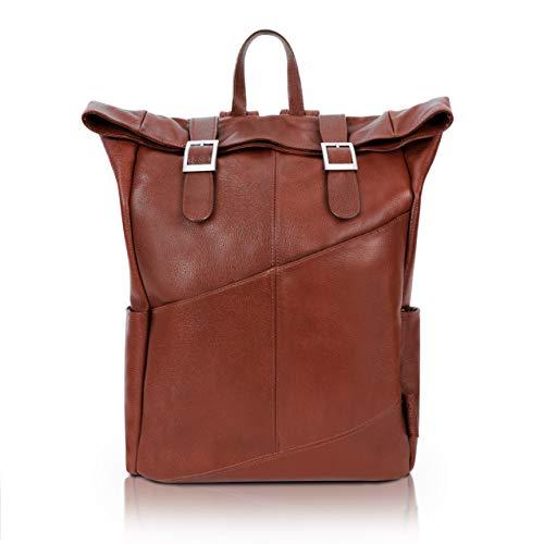 McKlein, S Series, Kennedy, Pebble Grain Calfskin Leather, 17