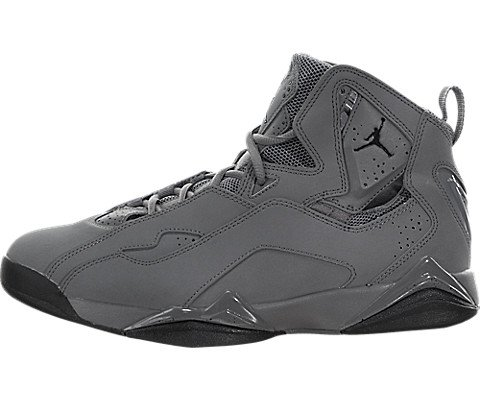 Shox Air Max ( Nike Jordan Men's Jordan True Flight Cool Grey/Black Basketball Shoe)