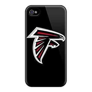 Durable Hard Cell-phone Cases For iPhone 5c (nlV13668UpFo) Allow Personal Design Fashion Atlanta Falcons 4 Pattern