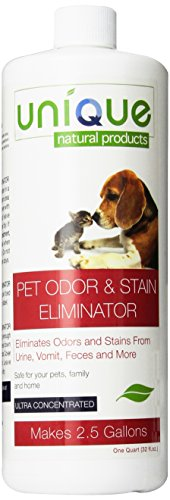 Unique Natural Products Pet Odor and Stain Eliminator 32-Ounce