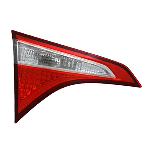 Multiple Manufacturers TO2802114N OE Replacement Tail Light Assembly TOYOTA COROLLA SEDAN 2014-2015 Partslink TO2802114