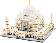 dOvOb Micro Mini Blocks Taj Mahal Building and Architecture Model Set,(4000Pieces) Toys Gifts for Kid and Adul