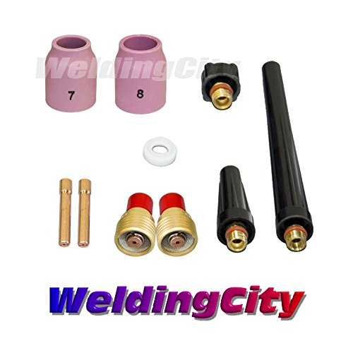 3 Pack Welding Cable Quick Connector Pair DINSE-STYLE 100Amp-200Amp #6-#4