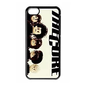 iPhone 5c Cell Phone Case Covers Black The Cure S1R7U