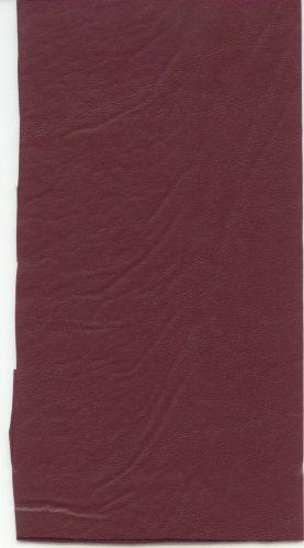 Galaxy Heavyweight Vinyl Tablecloth, 54-Inch x 15 Yard Roll, Burgundy
