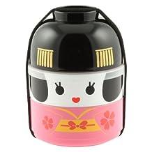Kotobuki 280-220 Geisha Doll Bento Set