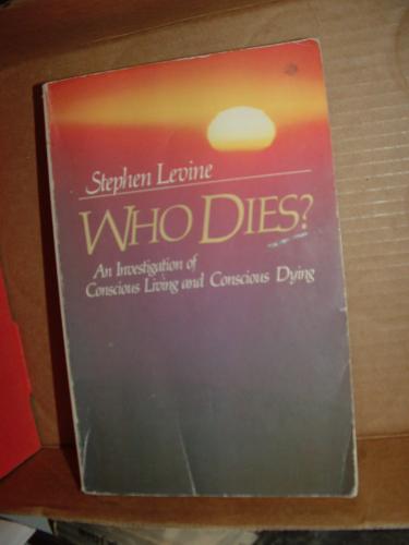 WHO DIES, Levine, Steve
