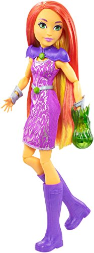 Mattel DC Super Hero Girls Starfire Action Doll, 12