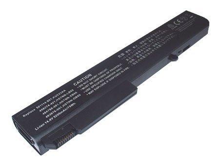14.40V,4400mAh,Li-ion,Hi-quality Replacement Laptop Battery for HP EliteBook 8530p, EliteBook 8540p, EliteBook 8540w, Compatible Part Numbers: HSTNN-LB60, HSTNN-OB60, AV08XL, BS554AA ()