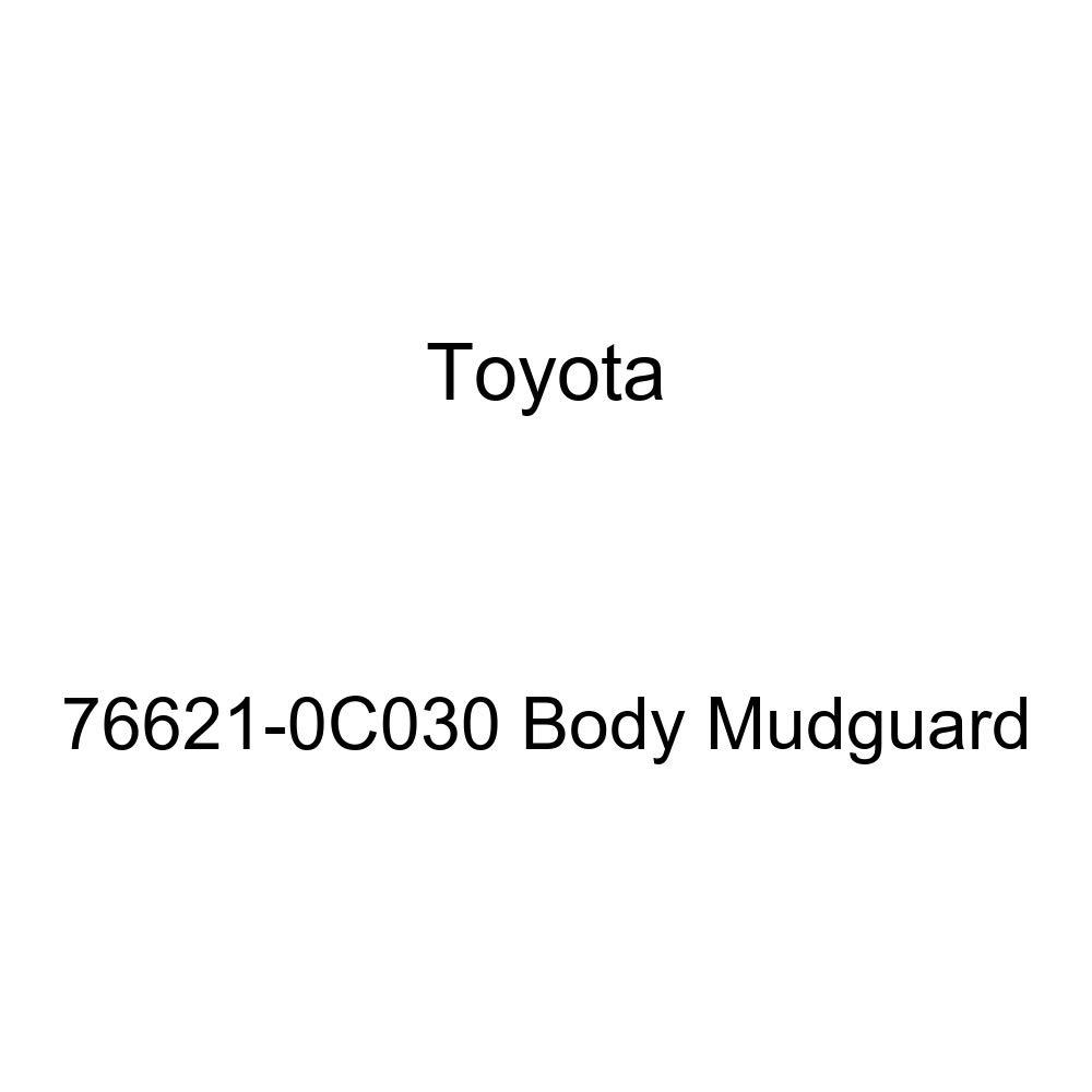 TOYOTA 76621-0C030 Body Mudguard