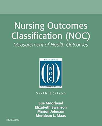 Nursing Outcomes Classification (NOC): Measurement of Health Outcomes