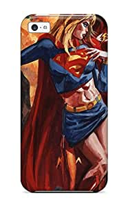 New Cute Funny Justice League Case Cover Iphone 5c Case Cover