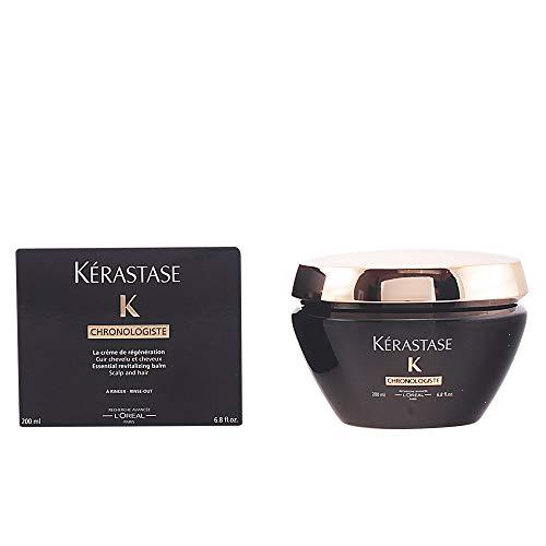 Kerastase Chronologiste Essential Revitalizing Balm Treatment, 6.8 - Shampoo Aqua Oils Essential