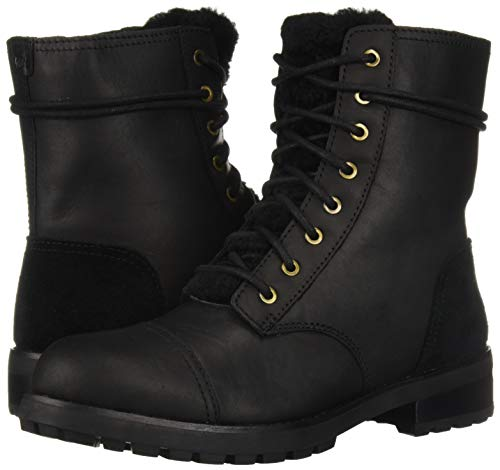 d97f7f23a90 UGG Women's Kilmer Exposed Fur Boot: Amazon.co.uk: Shoes & Bags