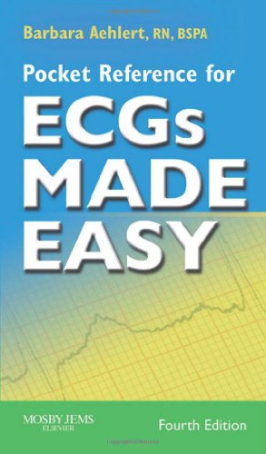 Pocket Reference for ECGs Made Easy