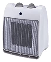 Pelonis Heater Three Settings 1500 W Cool Touch,White