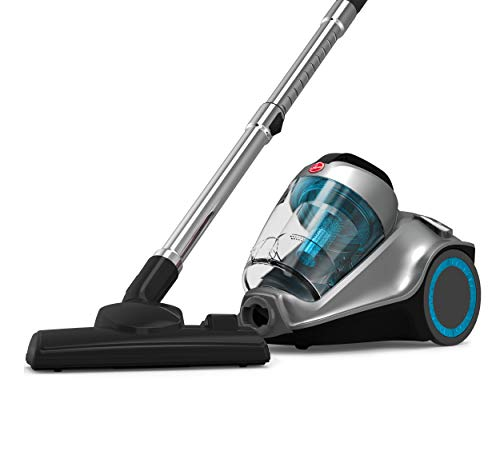 Hoover 2724335610588 Power 7 4L Cyclonic Canister Vacuum Cleaner with HEPA Filter and 2400W Powerful Performance for…