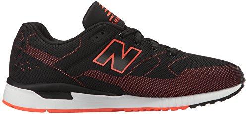 Nye Balance Mænds 530 Livsstil Mode Sneaker Sort / Orange ohOjA6CLX