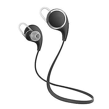 Auriculares - TOOGOO(R) Bluetooth V4.1 Auriculares inalambricos estereos en-oreja