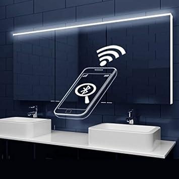 Design spiegelschrank  Amazon.de: Design Spiegelschrank mit LED Beleuchtung + ...