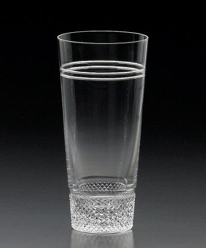Kagami Crystal Beer Glass 390cc T708-2548 by Kagami Crystal