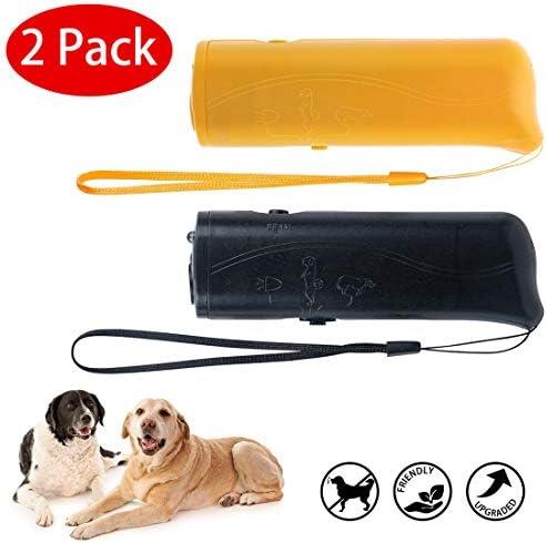 2 Pack 3 En 1 De Perro de Mano Dispositivo de Entrenamiento de ...