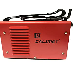 Calimetco Welding Machine Welder Mini/Light 12LB,Powerful, Long-lasting Work, Dual Voltage 115/230V, 160AMP. Great for Home and Professionals Use