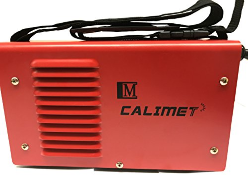 Calimetco Welding Machine Welder Mini/Light 8LB,Powerful, Long-lasting Work, Dual Voltage 115/230V, 160AMP. Great for Home and Professionals Use by Calimetco (Image #6)