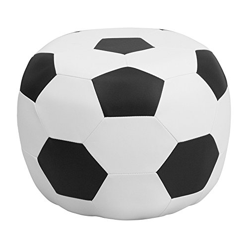 Offex OF-HR-23-GG Kids Soccer Stool by Offex