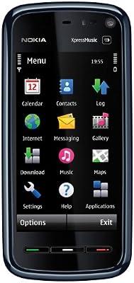 Nokia 5800 XpressMusic - Móvil libre (81 MB de capacidad) color ...