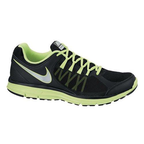 the latest 1f9dc 45e7a Nike Lunar Forever 3 Men s Running Shoes 631628-003 Size 11 D (Standard  Width) Black Metallic Platinum-Medium Base Grey-Volt - Buy Online in KSA.