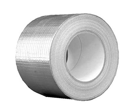 Reinforced Aluminum Foil T 4' - 50 meters - for insulation ventilation (4' - 50 meters) Anticor