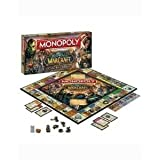 world warcraft monopoly - Toy / Game Monopoly: World Of Warcraft Collector's Edition W/ 6 Collectible Tokens - For A Legendary Adventure