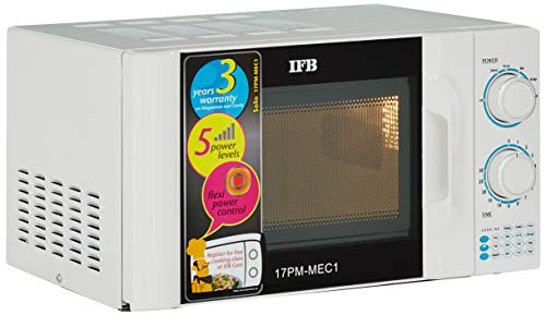 IFB Microwave Oven (White) - Model 17PM MEC 1