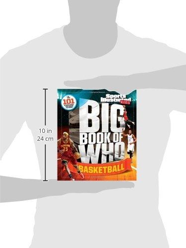 Big Book of WHO Basketball (Sports Illustrated Kids Big Books)