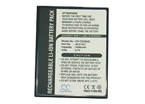 Batería para Casio Cassiopeia K-835PU, 3.7V, 950mAh, Li-ion