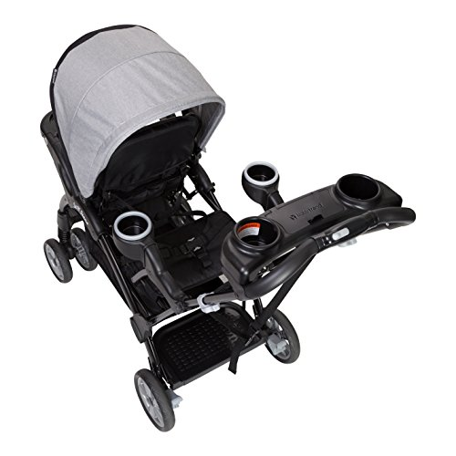 Baby Trend Sit N Stand Ultra Stroller, Morning Mist
